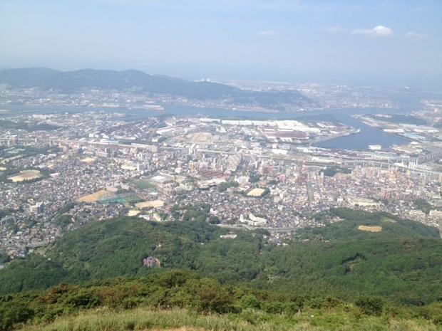 皿倉山 山頂.JPG